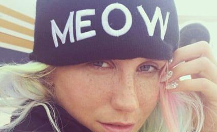 Kesha: No Makeup, No Problem on Instagram!
