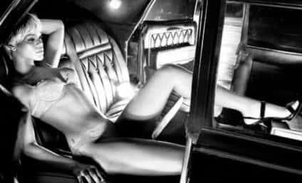 Rihanna Underwear Pics: Sexy in Armani