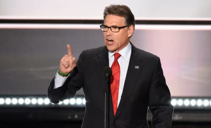 Rick Perry: Joining Dancing With the Stars!