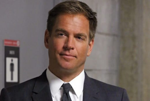 Michael Weatherly on NCIS