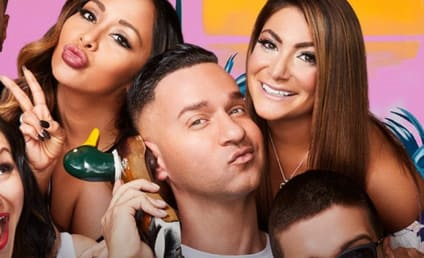 "Jersey Shore Return Trailer Shows How ""Sh-t"" Will Get ""Real"""