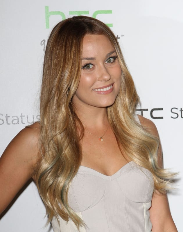 Lauren Conrad Hairstyle The Hollywood Gossip
