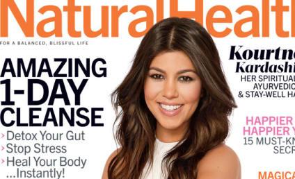 Kourtney Kardashian Kovers Natural Health, Reveals Pregnancy Kraving