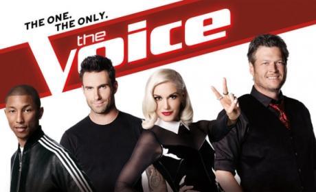 Voice Season 7 Coaches