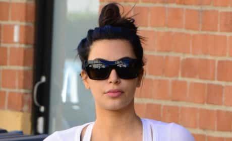 Kim Kardashian Klose Up