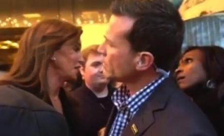 Caitlyn Jenner: Confronted By Transgender Protesters!