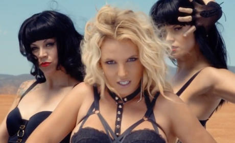 What do you think of Britney Spears music being used to tell the story of Jesus Christ?