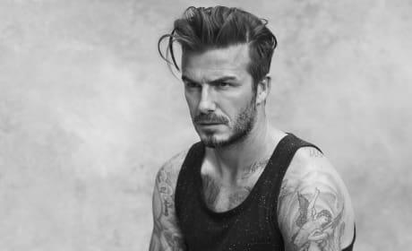 David Beckham is Hot