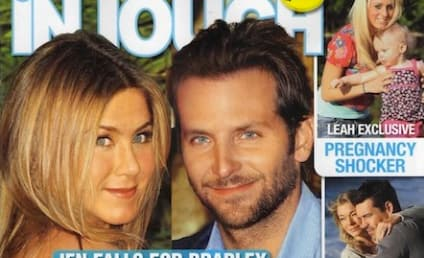 Bradley Cooper Makes Like Robert Pattinson