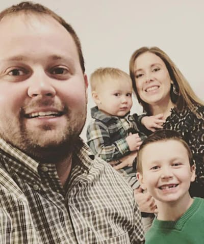 Josh Duggar Throwback