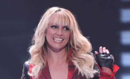 Britney Spears to Be Fired From The X Factor, Report Claims