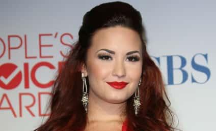Demi Lovato Hair Hullabaloo: Up or Down?
