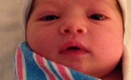 Mila Kunis and Ashton Kutcher: Baby Photo Revealed!