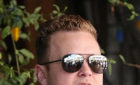Spencer Pratt In L.A