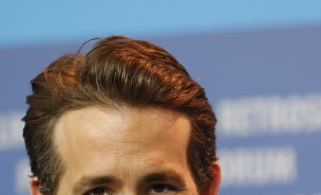 Ryan Reynolds at Film Festival