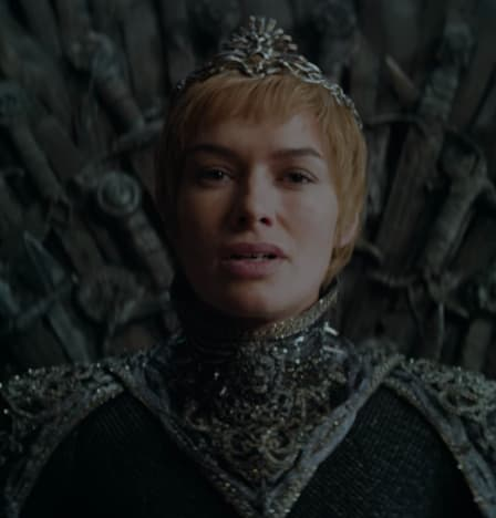Cersei in Charge