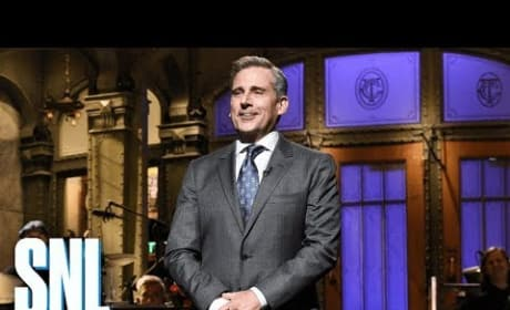 Steve Carell: Did He Announce a Reboot of The Office on Saturday Night Live?!