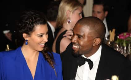Kim Kardashian Laughs Off Engagement Rumors