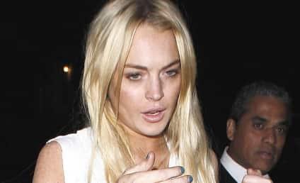 FBI Investigating Lindsay Lohan Stalking Incidents