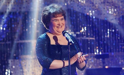 Susan Boyle on Bullying: They Burned My Clothes
