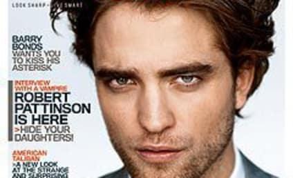 Robert Pattinson: A Single Stud