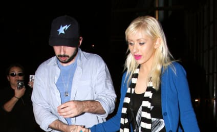 Christina Aguilera: Pretty Much Divorced