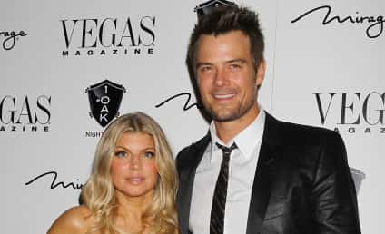 Fergie: Pregnant With First Child!