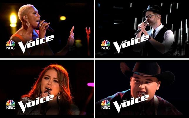 Sisaundra lewis dont let the sun go down on me the voice top 12