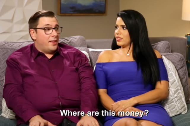 Colt johnson and larissa lima where are this money