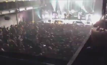 Dropkick Murphys Singer Beats the CRAP Out of Nazi … in Concert!