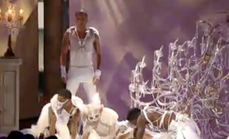 Lady Gaga VMA Performance 2009