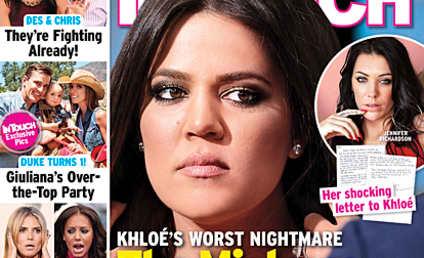 Jennifer Richardson: Also Scared of Khloe Kardashian!