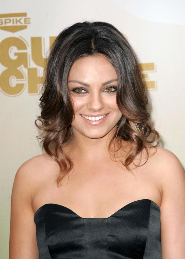 Mila Kunis ... Wow