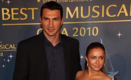 Hayden Panettiere, Wladimir Klitschko Go Public
