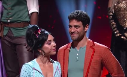 Dancing with the Stars Recap: Who Survived Disney Night?