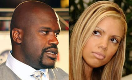 Shaq Text Messages to Vanessa Lopez Exposed, Not Exactly Tiger-Esque