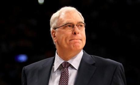 Phil Jackson Tweets at Kendrick Lamar