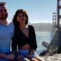 Corey and evelin in san francisco