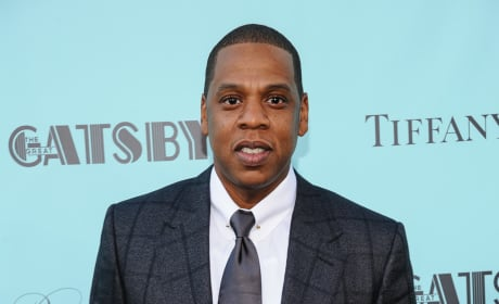 Jay-Z Red Carpet Photo