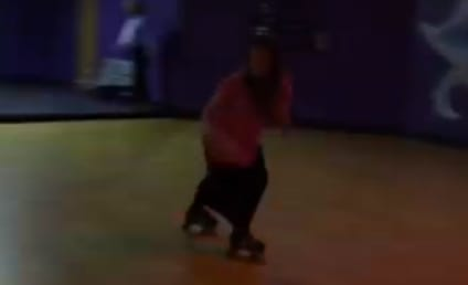 """Michelle Duggar Shows Off """"Mad"""" Rollerskating Skills to """"Y.M.C.A."""""""
