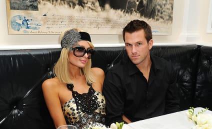 Paris Hilton and Doug Reinhardt Celebrate ... Engagement?