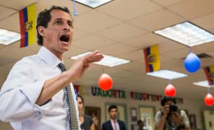 """Anthony Weiner Calls Rival """"Grandpa,"""" Takes Heat From AARP"""