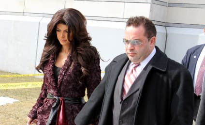 Teresa Giudce Can't Afford a New Home; Housewife May Be Forced to Rent an Apartment, Sources Say