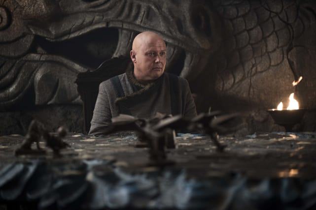 Varys contemplates
