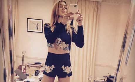 Lindsay Lohan as Sharon Tate