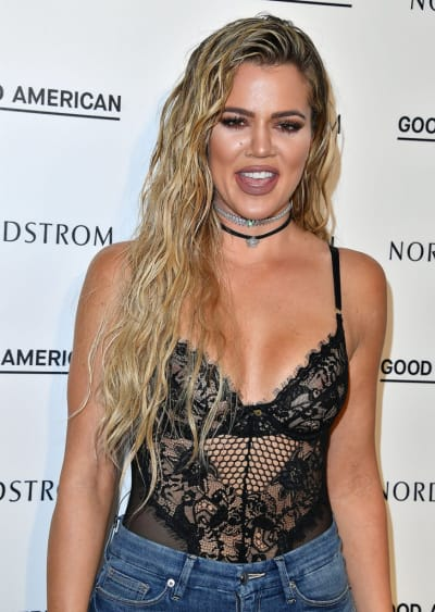 Khloe Kardashian Nipples Photo