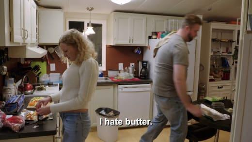 Natalie Mordovtseva - I hate butter