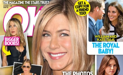 Jennifer Aniston: Pregnant (Not Really)!!!!!