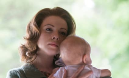Michelle Trachtenberg as Marina Oswald in Killing Kennedy: First Look