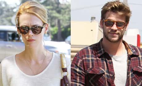 Did Liam Hemsworth Cheat with January Jones?